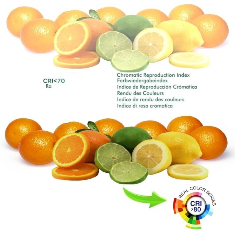 STRAIGHT Connector Silver