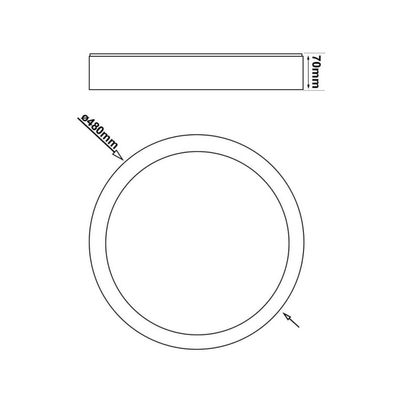 GLOBE FROSTED-60W - E27