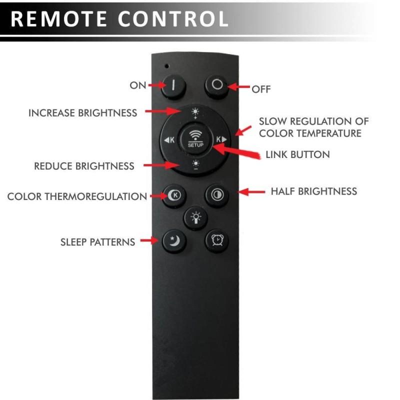 RAINBOW Yellow-1W-E27